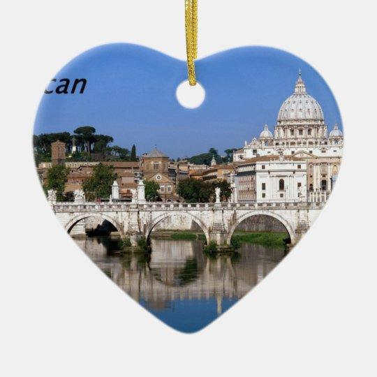 The-Vatican--[kan.k].JPG Ceramic Ornament