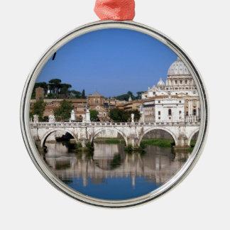 The-Vatican--[kan.k].JPG Christmas Tree Ornament