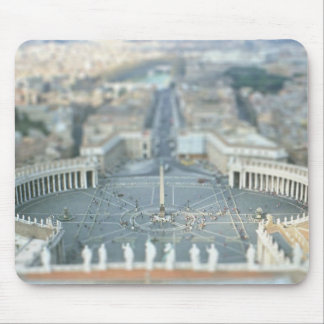 The Vatican Mouse Pad