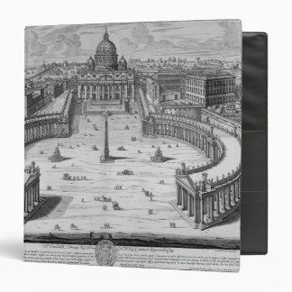 The Vatican, Rome Binder