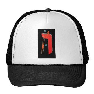 The Vav Letter Hat