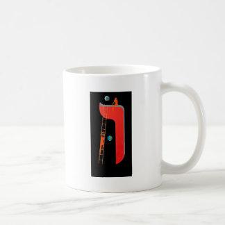 The Vav Letter Mugs