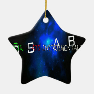 The VCVH Records AB .Indie 4 Music LLC Ceramic Ornament