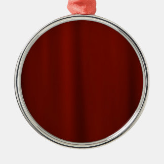 The VCVH Records AB .Indie Music LLC Metal Ornament