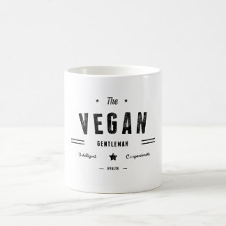 The Vegan Gentleman Coffee Mug
