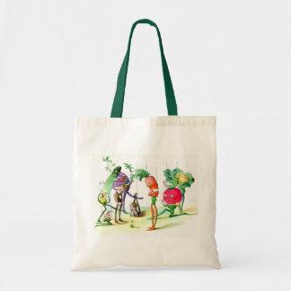 The Vege-Men's Revenge 2 Budget Tote Bag