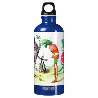 The Vege-Men's Revenge 2 SIGG Traveler 0.6L Water Bottle