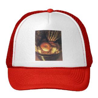 The Vegetable Bowl by Giuseppe Arcimboldo Hats