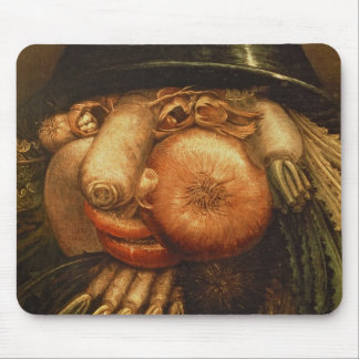 The Vegetable Gardener, c.1590 (oil on panel) Mouse Pad