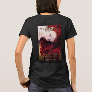 The Veil Diaries Book III Backside T-Shirt