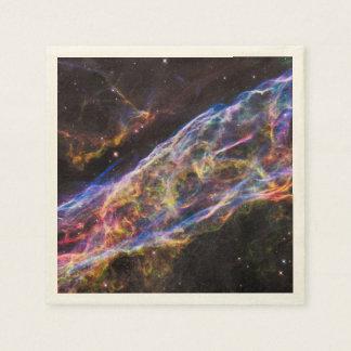The Veil Nebula Napkin