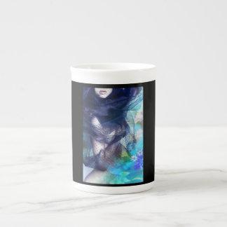 The Veiled Heart Tea Cup
