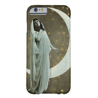 The Veiled Lady and the Crescent Moon Barely There iPhone 6 Case