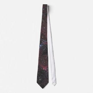 The Vela Supernova Remnant Tie