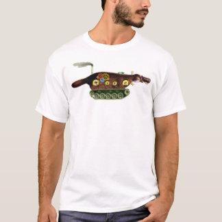 The Velociornithorhynchus ~ Platypus Explorer T-Shirt