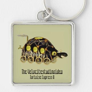 The Velocitestudinoidea ~ Tortoise Express II Keychain