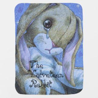 """""""The Velveteen Rabbit"""" BABY BLANKET"""