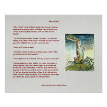 The Velveteen Rabbit - What is Real? Poster