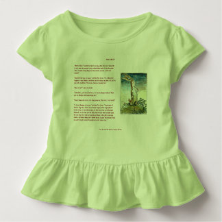 The Velveteen Rabbit - What is Real? Ruffle Tee