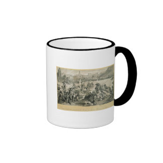 The Vendean Army Crossing the Loire Coffee Mugs