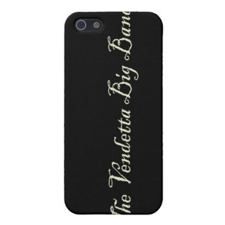 The Vendetta Big Band iPhone Case Case For iPhone 5