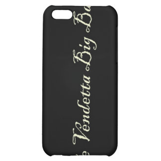 The Vendetta Big Band iPhone Case Case For iPhone 5C