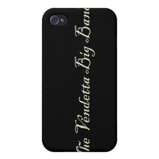 The Vendetta Big Band iPhone Case iPhone 4/4S Case