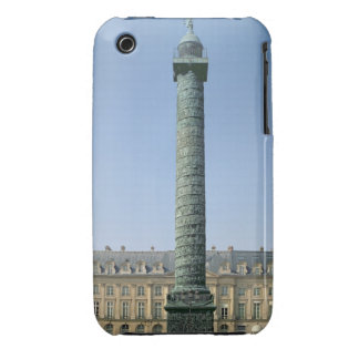 The Vendome Column, with bas-reliefs recording Nap iPhone 3 Case-Mate Case