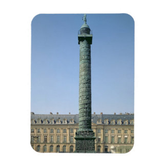 The Vendome Column, with bas-reliefs recording Nap Magnet