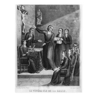 The Venerable Saint Jean-Baptiste de La Salle Postcard