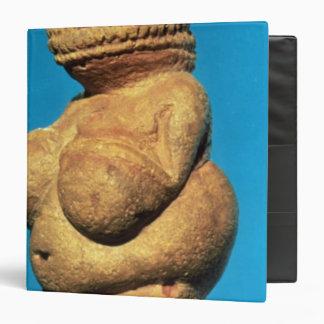 The Venus of Willendorf Binder