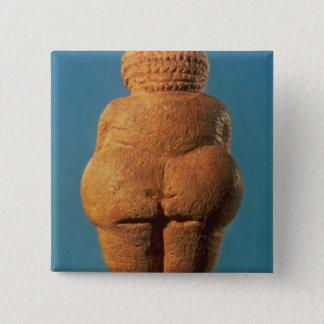 The Venus of Willendorf Button