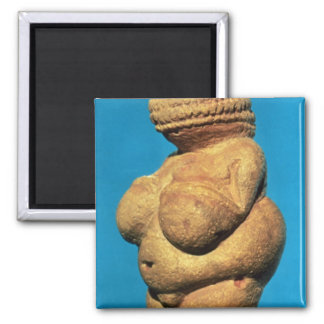 The Venus of Willendorf Magnet