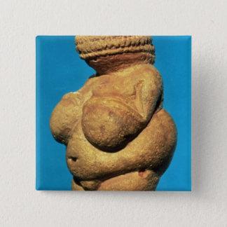 The Venus of Willendorf Pinback Button