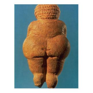 The Venus of Willendorf Postcard