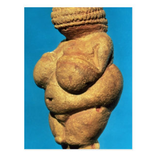 The Venus of Willendorf Postcard