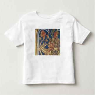 The Verduner Altar, detail of one panel border Toddler T-shirt