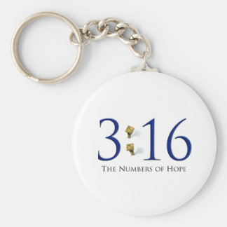 The Verse Of A Lifetime! Basic Round Button Keychain