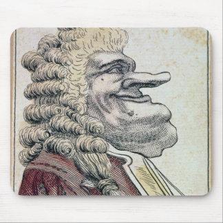 The very honourable Edmund Burke0 Mousepads