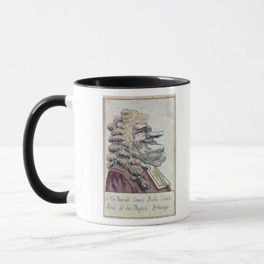 The very honourable Edmund Burke0 Mug