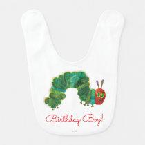 The Very Hungry Caterpillar Birthday Baby Bib