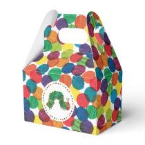 The Very Hungry Caterpillar Birthday Favor Box