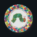 "The Very Hungry Caterpillar Birthday Paper Plate<br><div class=""desc"">The Very Hungry Caterpillar Birthday</div>"