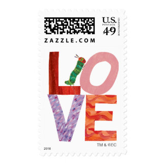 The Very Hungry Caterpillar | LOVE Postage