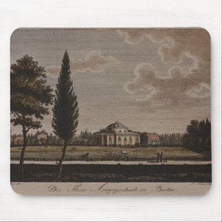 The Veterinary School, Berlin, 1795 Mouse Pad