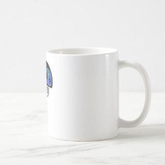 THE VIBRANCE OF COFFEE MUG
