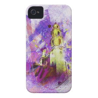 the Vibrant MissionDolores of SanFrancisco Display Case-Mate iPhone 4 Cases