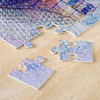 the Vibrant MissionDolores of SanFrancisco Puzzle