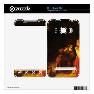 The victims of Manoah by Rembrandt HTC Evo 4G Skin