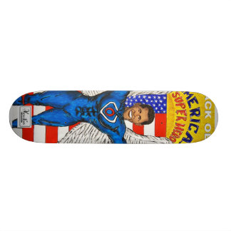 The Victor Clark Collection Skateboard